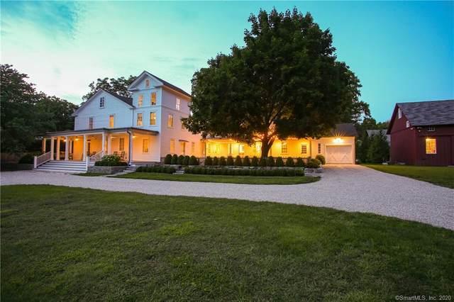 100 N Main Street, Kent, CT 06757 (MLS #170333896) :: GEN Next Real Estate