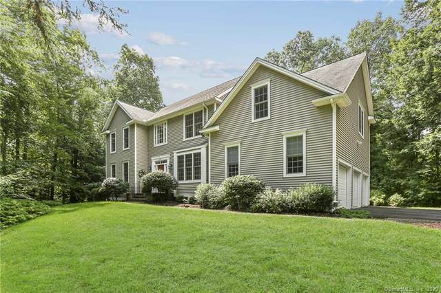 16 Hop Brook Road, Brookfield, CT 06804 (MLS #170333900) :: Team Feola & Lanzante | Keller Williams Trumbull
