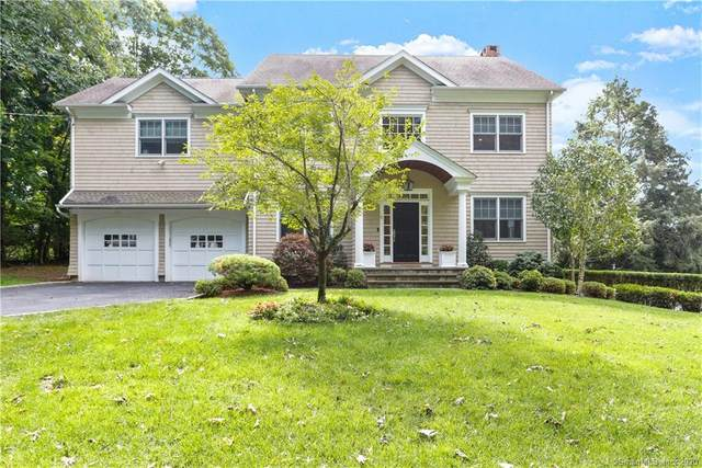5 Breezy Knoll, Westport, CT 06880 (MLS #170334064) :: The Higgins Group - The CT Home Finder