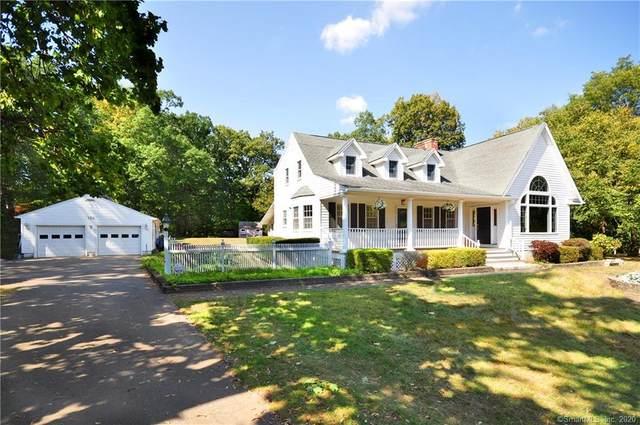 124 Mountain Road, Farmington, CT 06032 (MLS #170334067) :: Michael & Associates Premium Properties | MAPP TEAM