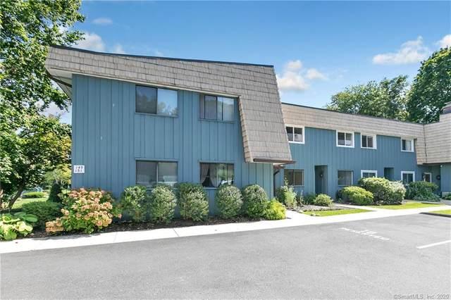 157 Fairfield Woods Road #157, Fairfield, CT 06825 (MLS #170334118) :: Sunset Creek Realty