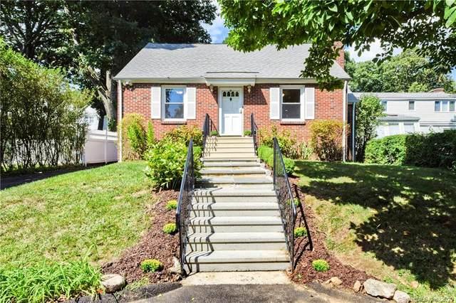 6 Saint Johns Place, Darien, CT 06820 (MLS #170334181) :: GEN Next Real Estate