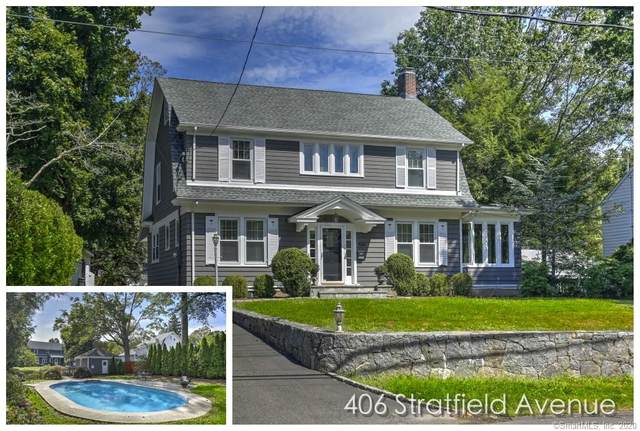 406 Stratfield Road, Fairfield, CT 06825 (MLS #170334184) :: Sunset Creek Realty