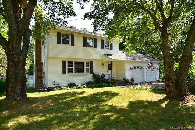 88 Kozley Road, Tolland, CT 06084 (MLS #170334194) :: GEN Next Real Estate