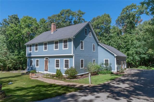 264 Pleasure Hill Road, Franklin, CT 06254 (MLS #170334288) :: Sunset Creek Realty