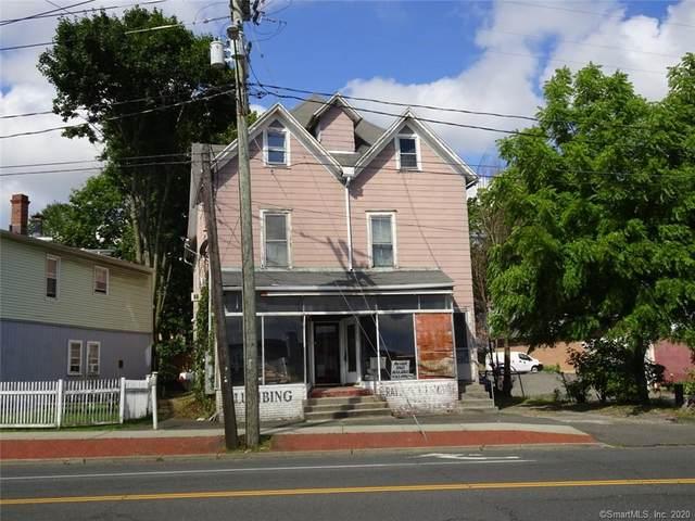 50 Division Street, Danbury, CT 06810 (MLS #170334303) :: Sunset Creek Realty