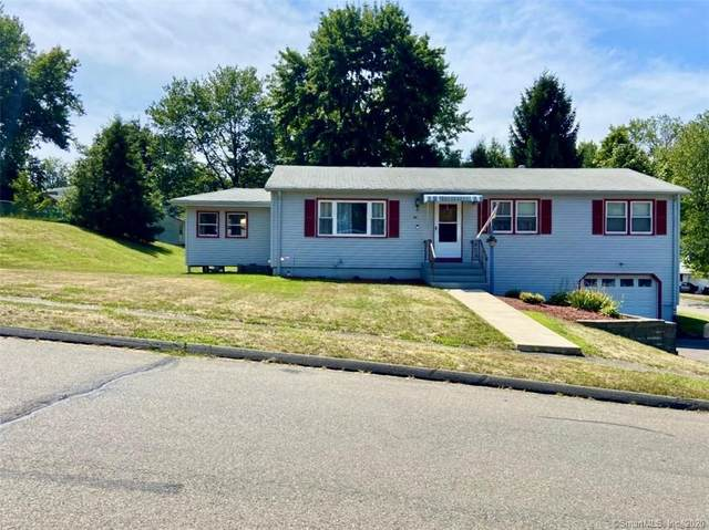 95 Deer Run Road, Meriden, CT 06451 (MLS #170334323) :: The Higgins Group - The CT Home Finder