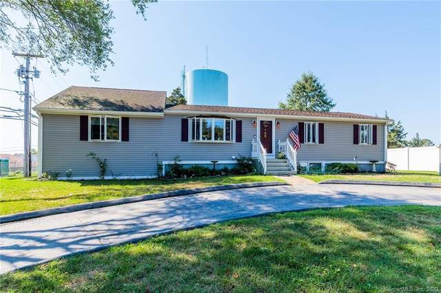 23 Skyview Terrace, Groton, CT 06340 (MLS #170334365) :: The Higgins Group - The CT Home Finder