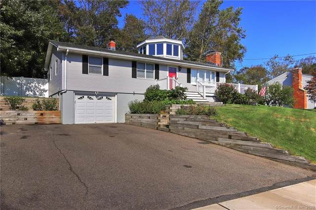 26 Crestwood Road, Milford, CT 06460 (MLS #170334375) :: The Higgins Group - The CT Home Finder
