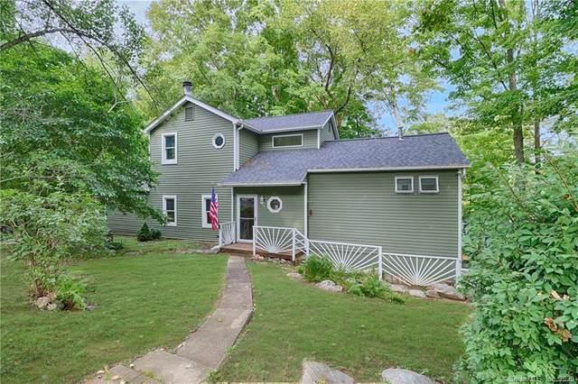 2561 N Benson Road, Fairfield, CT 06824 (MLS #170334433) :: Michael & Associates Premium Properties | MAPP TEAM
