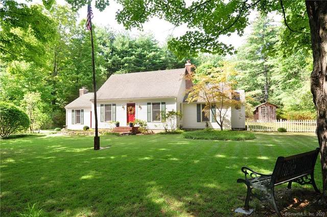 389 W West Mountain Road, Simsbury, CT 06092 (MLS #170334440) :: Sunset Creek Realty
