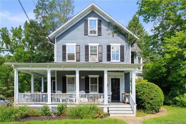 62 Spruce Street, Fairfield, CT 06890 (MLS #170334482) :: Tim Dent Real Estate Group