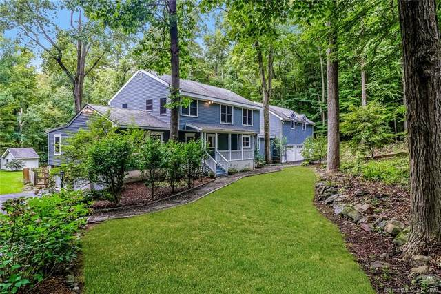 53 Old Stagecoach Road, Redding, CT 06896 (MLS #170334487) :: Kendall Group Real Estate | Keller Williams