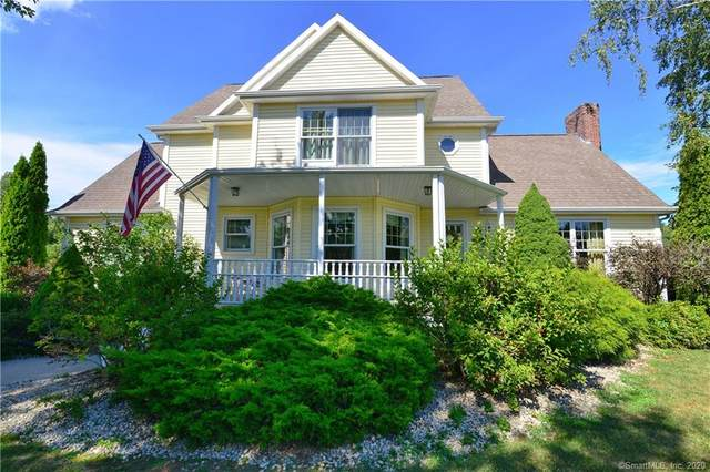 146 Longmeadow Drive, Pomfret, CT 06259 (MLS #170334489) :: The Higgins Group - The CT Home Finder