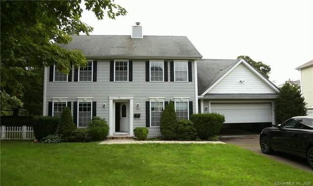 107 Dry Hill Road, Norwalk, CT 06851 (MLS #170334522) :: Around Town Real Estate Team
