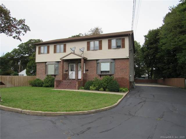 257 Dodge Avenue, East Haven, CT 06512 (MLS #170334531) :: The Higgins Group - The CT Home Finder