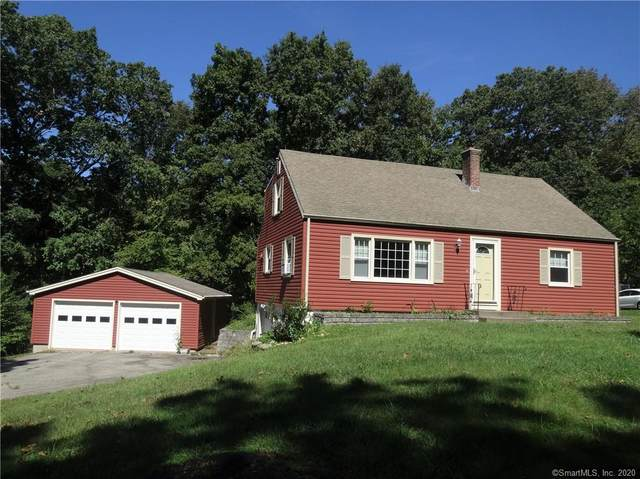 38 Adams Heights Road, Lebanon, CT 06249 (MLS #170334587) :: The Higgins Group - The CT Home Finder
