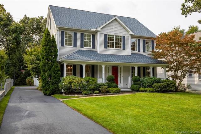 23 Bailey Avenue, Darien, CT 06820 (MLS #170334663) :: Frank Schiavone with William Raveis Real Estate