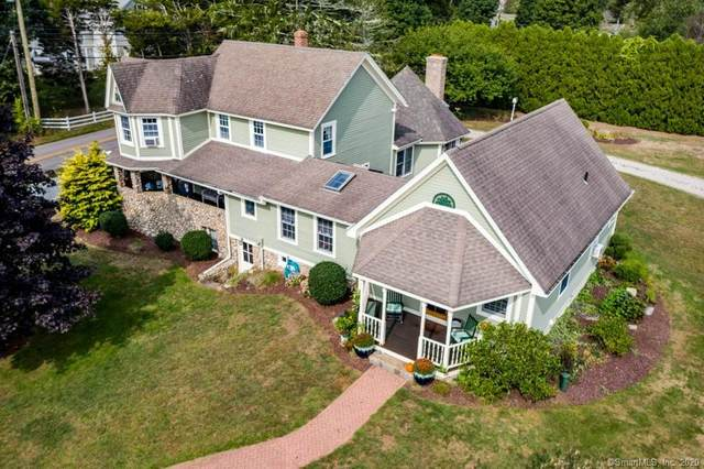 100 Shewville Road Ct, Groton, CT 06355 (MLS #170334694) :: The Higgins Group - The CT Home Finder