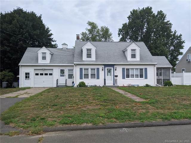 12 Francis Avenue, Enfield, CT 06082 (MLS #170334712) :: Spectrum Real Estate Consultants