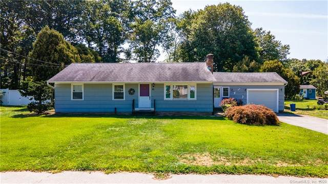 87 Chestnut Hill Road, Groton, CT 06340 (MLS #170334731) :: Sunset Creek Realty