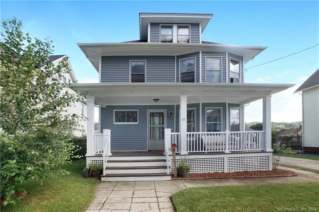 92 Garden Street, Ansonia, CT 06401 (MLS #170334758) :: The Higgins Group - The CT Home Finder