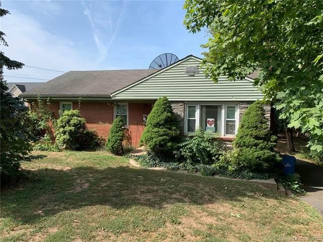 160 Oakland Street, Manchester, CT 06042 (MLS #170334917) :: The Higgins Group - The CT Home Finder