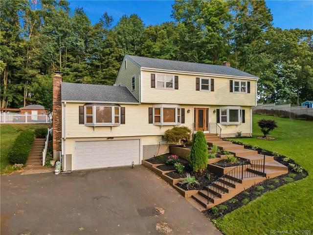 69 Berncliff Drive, North Branford, CT 06472 (MLS #170334971) :: Around Town Real Estate Team