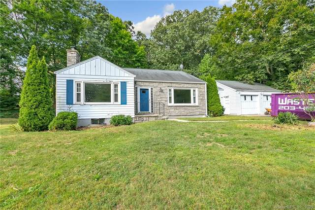 15 Round Hill Road, Trumbull, CT 06611 (MLS #170335066) :: The Higgins Group - The CT Home Finder