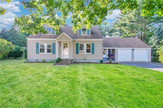 20 Oakwood Road, Manchester, CT 06042 (MLS #170335121) :: The Higgins Group - The CT Home Finder