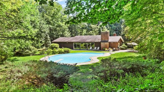37 Stag Lane, Greenwich, CT 06831 (MLS #170335142) :: Sunset Creek Realty
