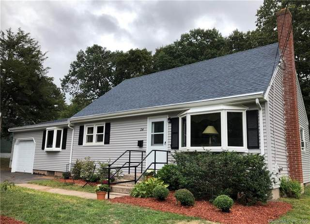 24 Legion Drive, Vernon, CT 06066 (MLS #170335199) :: The Higgins Group - The CT Home Finder