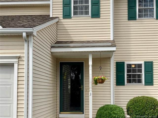 127 Burritt Street #3, Southington, CT 06479 (MLS #170335225) :: The Higgins Group - The CT Home Finder