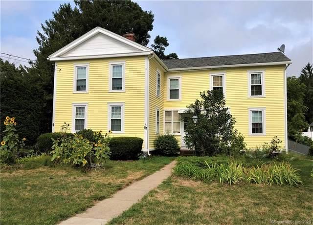 83 Maple Street, Ellington, CT 06029 (MLS #170335237) :: NRG Real Estate Services, Inc.