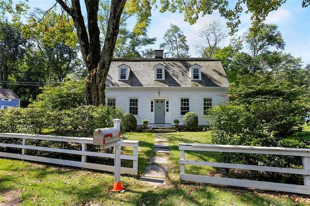 857 Bronson Road, Fairfield, CT 06824 (MLS #170335334) :: The Higgins Group - The CT Home Finder