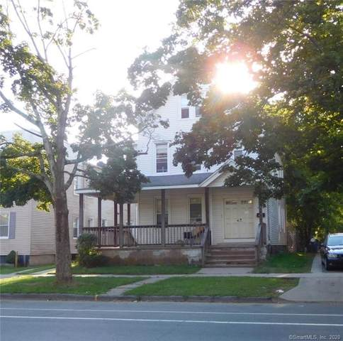 548 Dixwell Avenue, New Haven, CT 06511 (MLS #170335353) :: GEN Next Real Estate