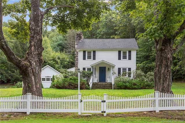 248 Simpaug Turnpike, Redding, CT 06896 (MLS #170335379) :: The Higgins Group - The CT Home Finder