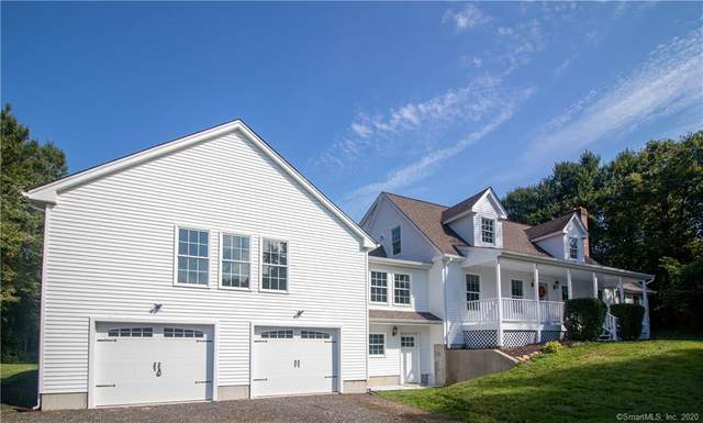 64 Ackley Cemetery Road, East Haddam, CT 06423 (MLS #170335405) :: Anytime Realty