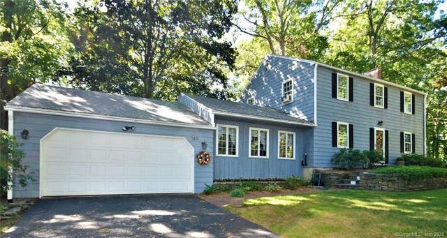145 Isinglass Hill Road, Portland, CT 06480 (MLS #170335509) :: The Higgins Group - The CT Home Finder