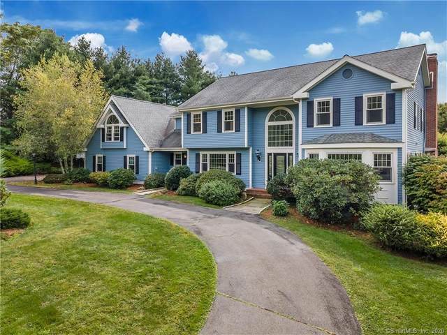 12 Ashford Lane, Newtown, CT 06470 (MLS #170335553) :: Team Feola & Lanzante | Keller Williams Trumbull