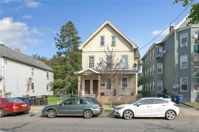 165 Clay Street, New Haven, CT 06513 (MLS #170335571) :: Frank Schiavone with William Raveis Real Estate