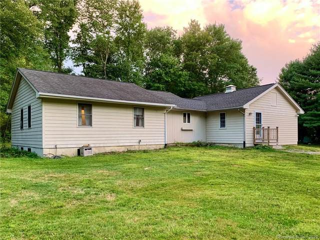 45 Lake Street, Plainfield, CT 06354 (MLS #170335579) :: The Higgins Group - The CT Home Finder