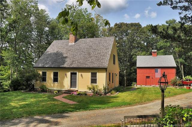 127 Cat Swamp Road, Woodbury, CT 06798 (MLS #170335640) :: Frank Schiavone with William Raveis Real Estate