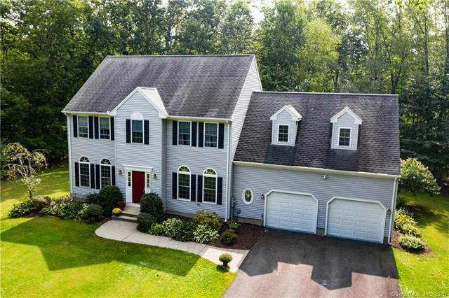 54 Quigley Road, Wallingford, CT 06492 (MLS #170335647) :: Around Town Real Estate Team