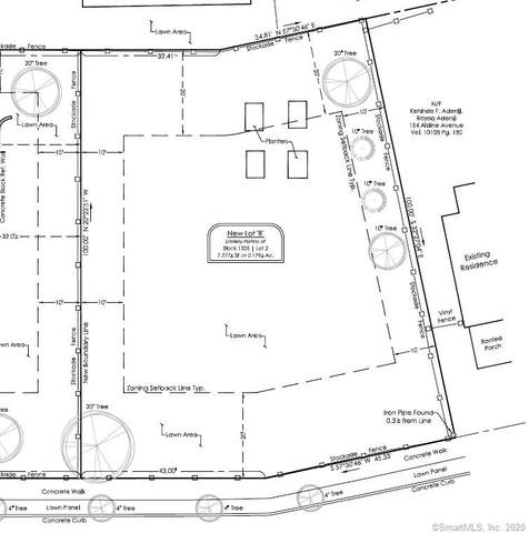 Lot 1 Aldine Avenue, Bridgeport, CT 06604 (MLS #170335679) :: Team Feola & Lanzante | Keller Williams Trumbull
