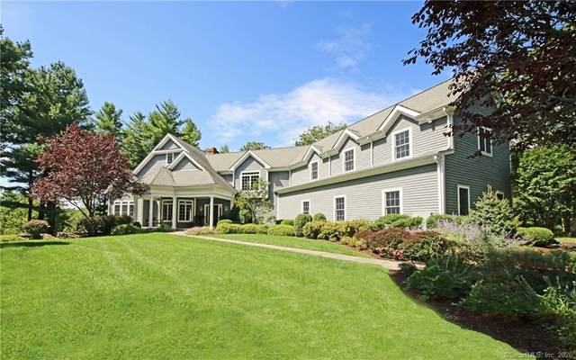 206 Old West Mountain Road, Ridgefield, CT 06877 (MLS #170335701) :: Sunset Creek Realty