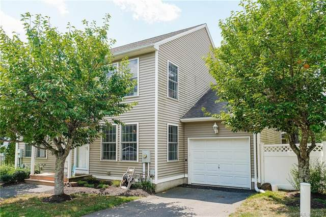 3 Wildcat Drive #82, Farmington, CT 06085 (MLS #170335731) :: Sunset Creek Realty