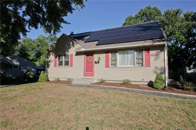 21 Carriage Drive, Enfield, CT 06082 (MLS #170335877) :: Around Town Real Estate Team