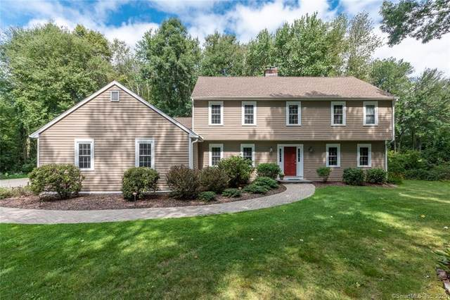 22 Historic Drive, Monroe, CT 06468 (MLS #170335896) :: Sunset Creek Realty