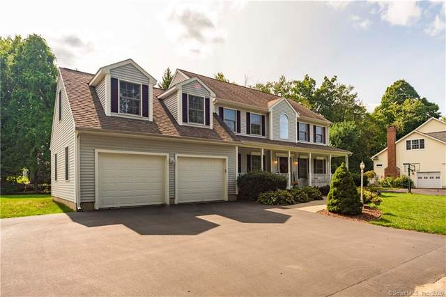 3 Brittany Lane, Farmington, CT 06085 (MLS #170335917) :: Sunset Creek Realty